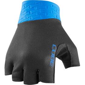 Cube Performance Short Finger Gloves, negro/azul